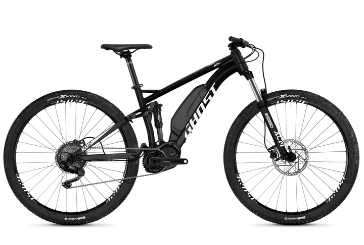 "Kato FS S3.9 29"" E-Mountainbike Ghost 464813600420 Rahmengrösse M Farbe schwarz Bild-Nr. 1"