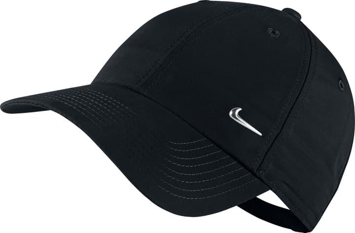 Hertiage 86-Metal SWSH Cap Berretto unisex Nike 491755000020 Colore Onesize - nero N. figura 1