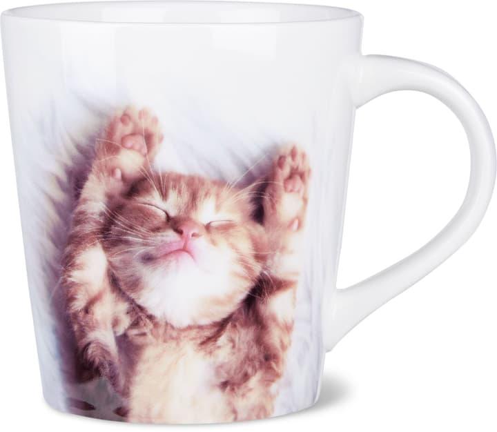 Tasse Katze, 450ml Cucina & Tavola 703642700000 Bild Nr. 1