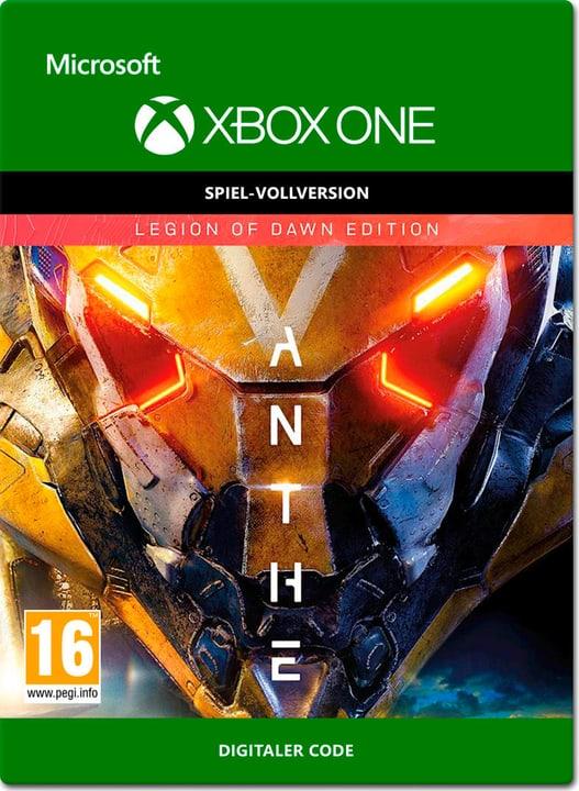 Xbox One - Anthem: Legion of Dawn Download (ESD) 785300141686 Bild Nr. 1