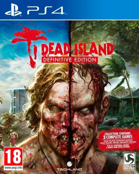 PS4 - Dead Island Definitive EditCollection Box 785300121971 Photo no. 1