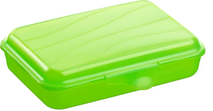 TAKE AWAY Boîtes 0.45L M-Topline 702935200060 Couleur Vert Dimensions L: 11.0 cm x H: 4.0 cm Photo no. 1