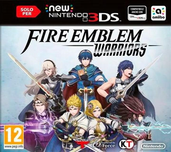 3DS - Fire Emblem Warriors Physisch (Box) 785300129650 Bild Nr. 1