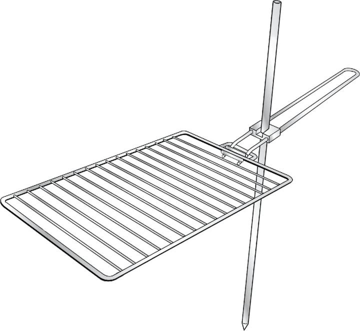 holzkohlegrill picknick grill kaufen bei do it garden. Black Bedroom Furniture Sets. Home Design Ideas