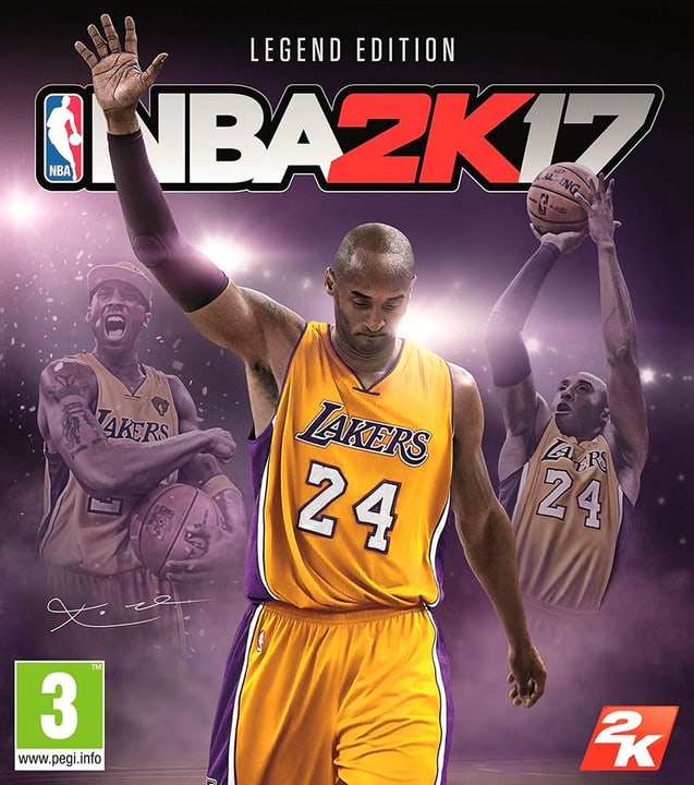 PC - NBA 2K17 - Legend Edition Download (ESD) 785300133354 Bild Nr. 1