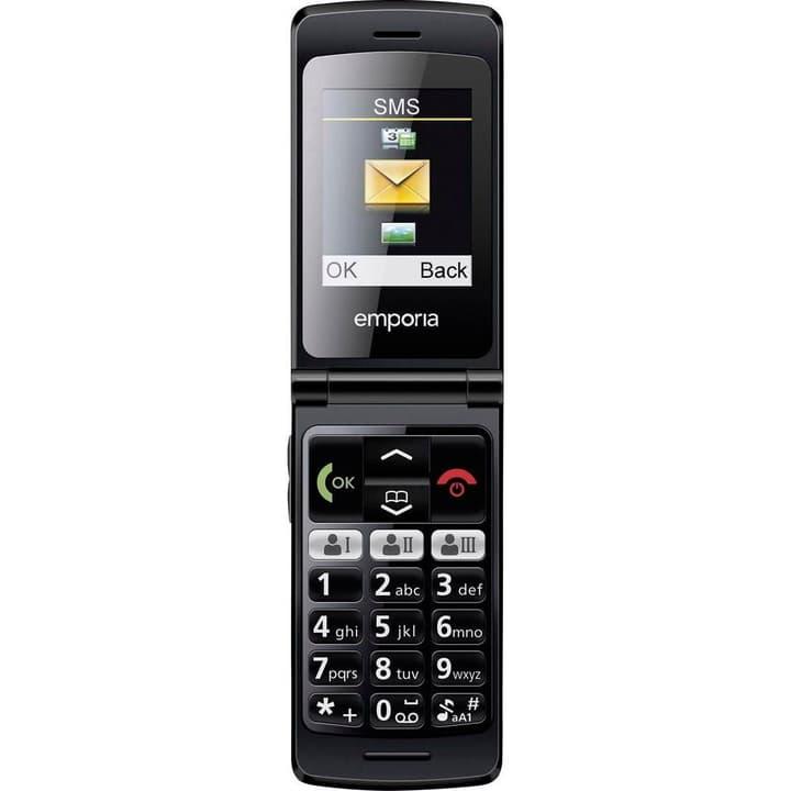 Flipbasic F220 cellulare nero Emporia 785300125399 N. figura 1