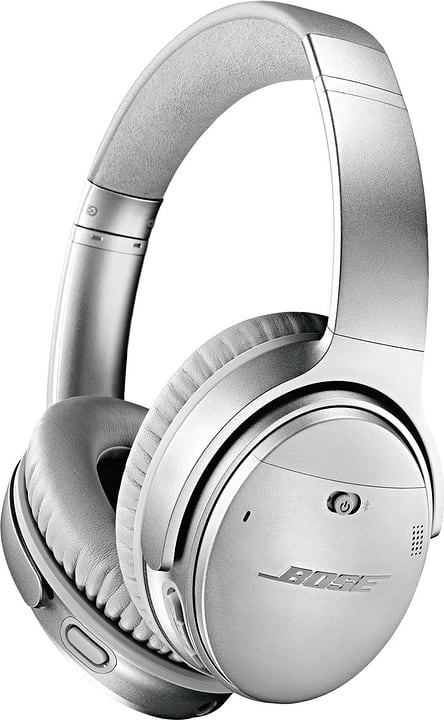 QuietComfort 35 II - Argent Casque Over-Ear Bose 772781900000 Photo no. 1