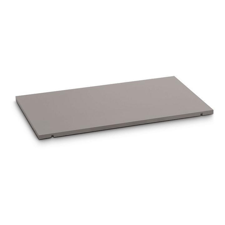 SEVEN Ripiano 60cm Edition Interio 362019549104 Dimensioni L: 60.0 cm x P: 1.4 cm x A: 35.5 cm Colore Grigio N. figura 1
