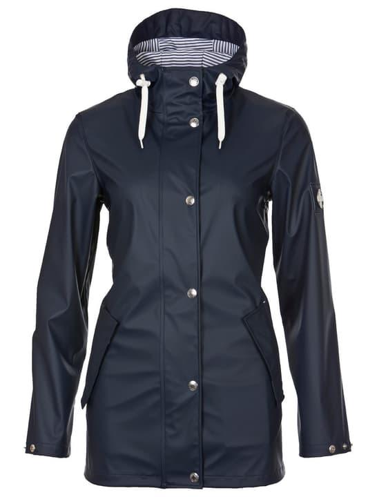 Vally Veste de pluie pour femme Rukka 498428004443 Couleur bleu marine Taille 44 Photo no. 1