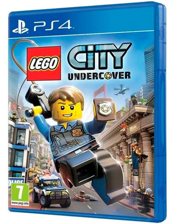 PS4 - LEGO City Undercover 785300121720 Bild Nr. 1