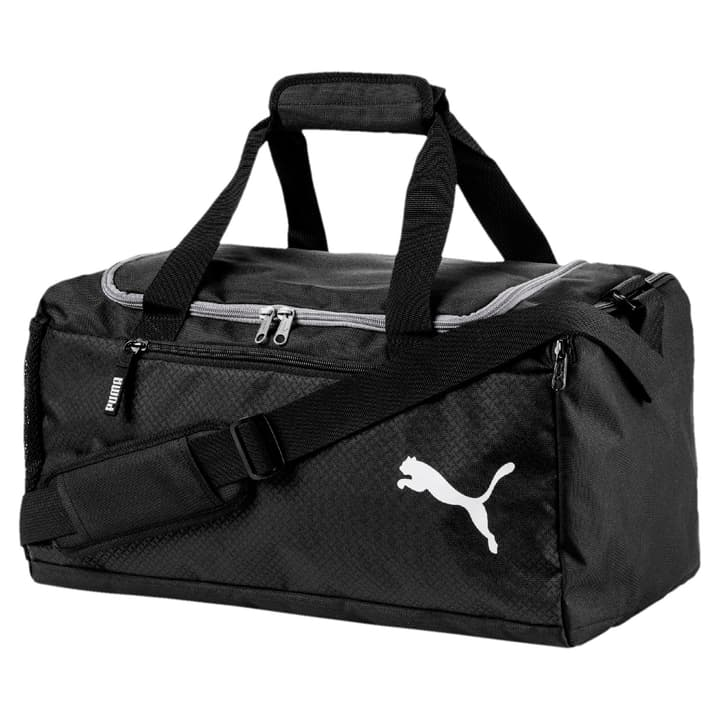 Fundamental Sports Bag S Borsa per lo sport Puma 499586000320 Colore nero Taglie S N. figura 1