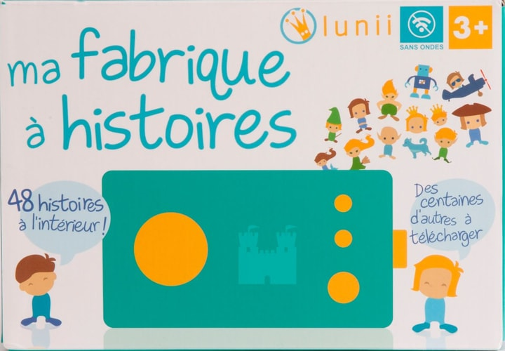 Lunii Fabrique à histoires 747485090100 Photo no. 1