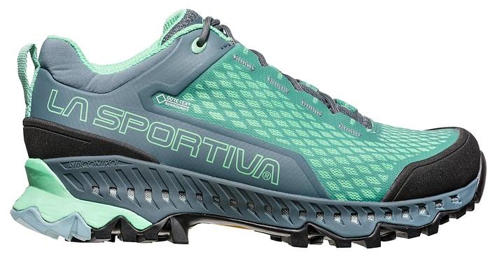Spire GTX Surround Damen-Multifunktionsschuh La Sportiva 462972439560 Farbe Grün Grösse 39.5 Bild-Nr. 1