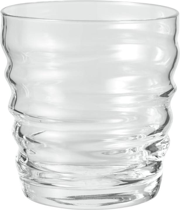 RIFLESSE Verre à eau 440306703700 Couleur Transparent Dimensions H: 9.5 cm Photo no. 1
