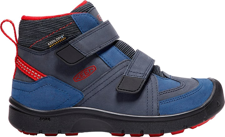 Hikeport Mid Strap WP Chaussures de randonnée pour enfant Keen 465518936040 Couleur bleu Taille 36 Photo no. 1