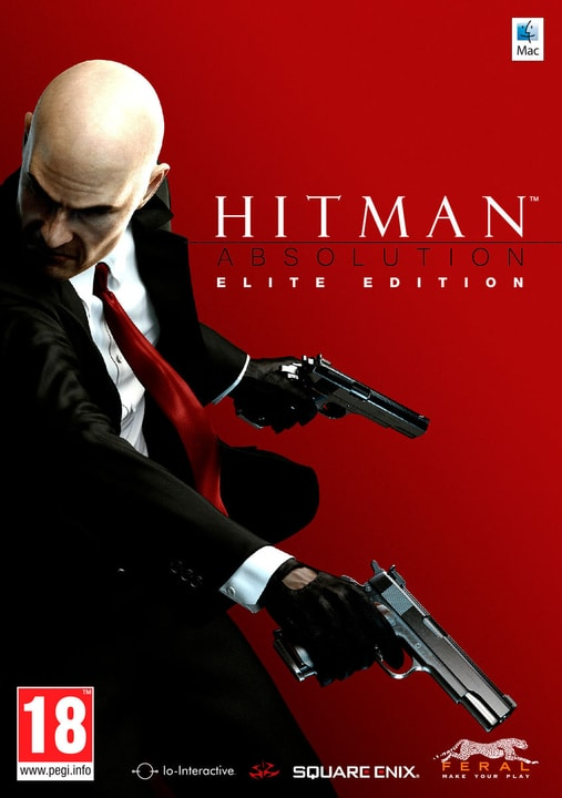 Mac - Hitman Absolution - Elite Edition Digitale (ESD) 785300134095 N. figura 1