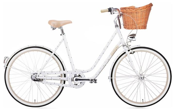 "Molly Chic 26"" Citybike Creme 463323304410 Rahmengrösse 44 Farbe weiss Bild Nr. 1"