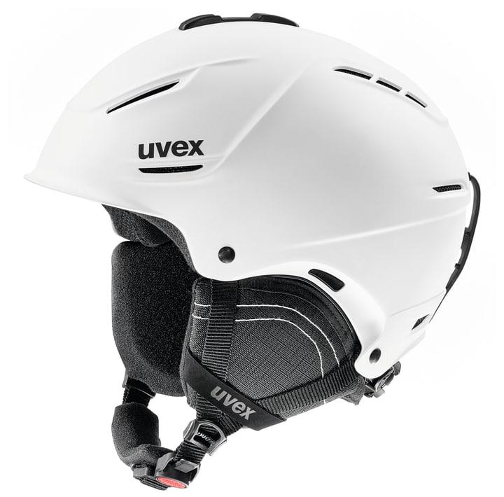 p1us 2.0 Casque de sports d'hiver Uvex 461830058710 Couleur blanc Taille 59-62 Photo no. 1