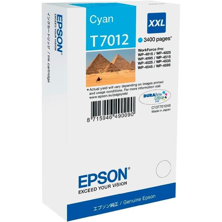 T701140 XXL Tintenpatrone cyan Tintenpatrone Epson 798503300000 Bild Nr. 1