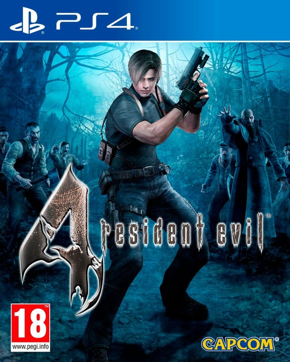 PS4 - Resident Evil 4 HD 785300121879 Photo no. 1