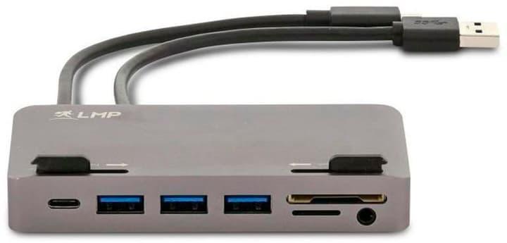 USB-Hub USB-C Attach Adaptateur LMP 785300145326 Photo no. 1