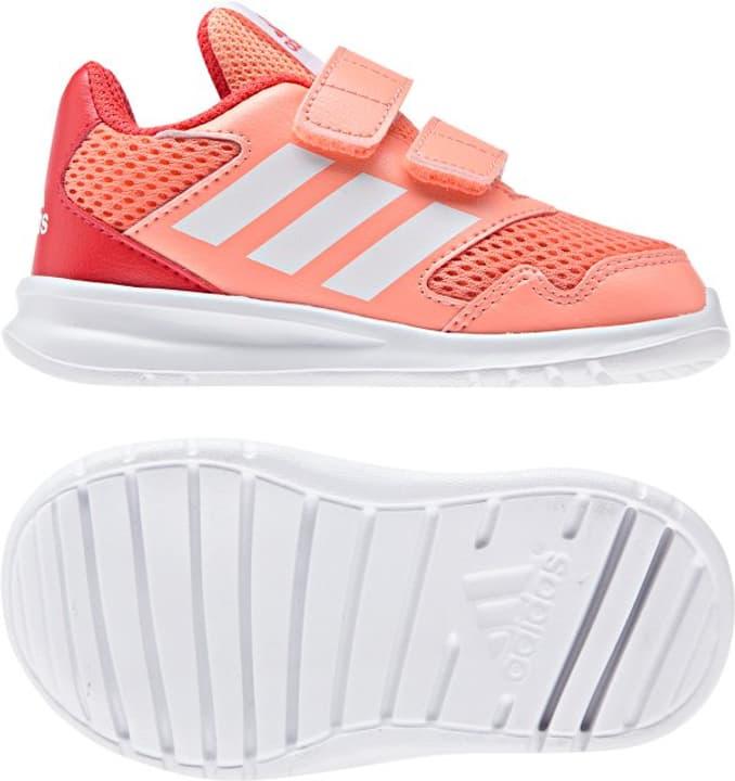 Alta Run CF Chaussures de course pour enfant Adidas 460663224034 Couleur orange Taille 24 Photo no. 1