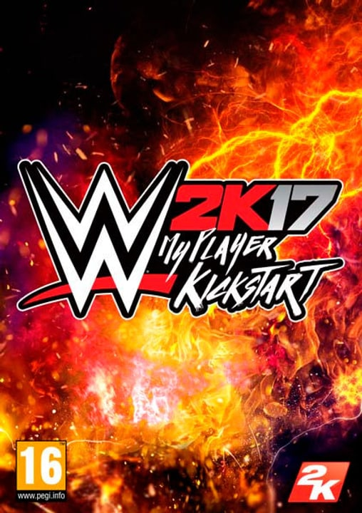 PC - WWE 2K17 MyPlayer Kickstart Digitale (ESD) 785300133883 N. figura 1