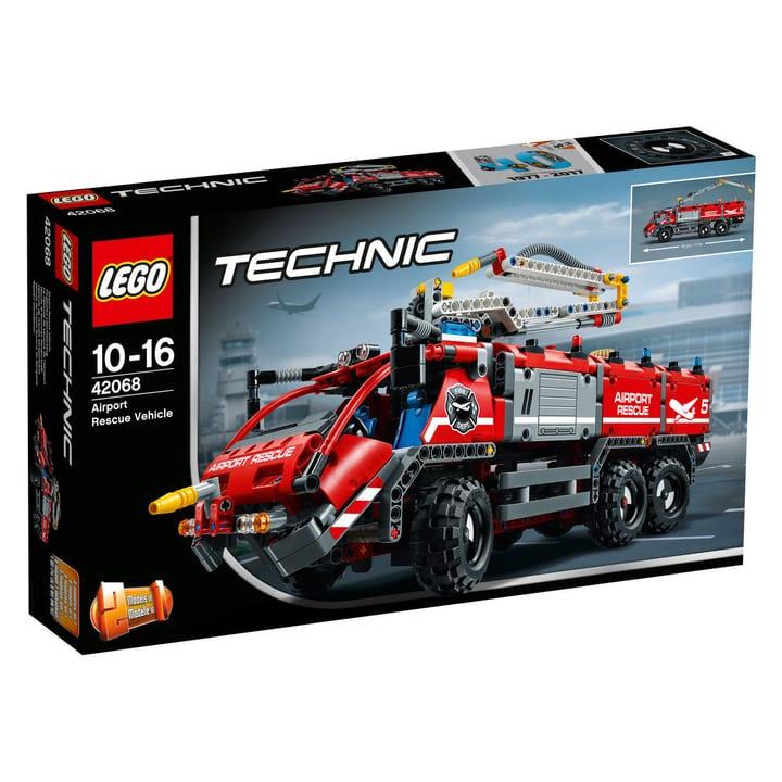 Lego Technic Veicolo di Soccorso Aeroportuale 42068 748886200000 N. figura 1