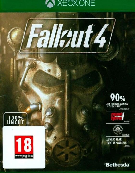 Xbox One - Fallout 4 (D) Box 785300135814 Bild Nr. 1