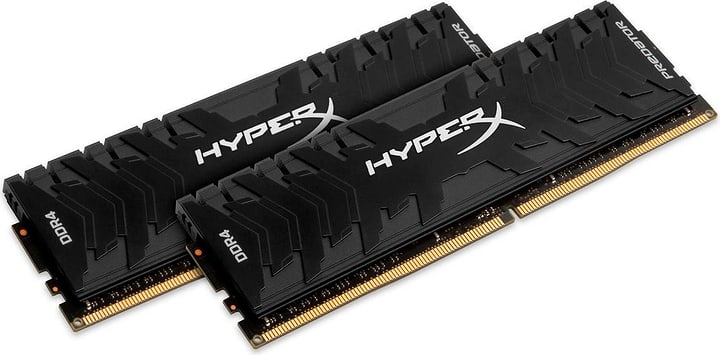 Kingston mémoire vive (RAM) HyperX Predator 2x8Go DDR4-3000 mémoire vivre (RAM) Kingston 785300126719 Photo no. 1