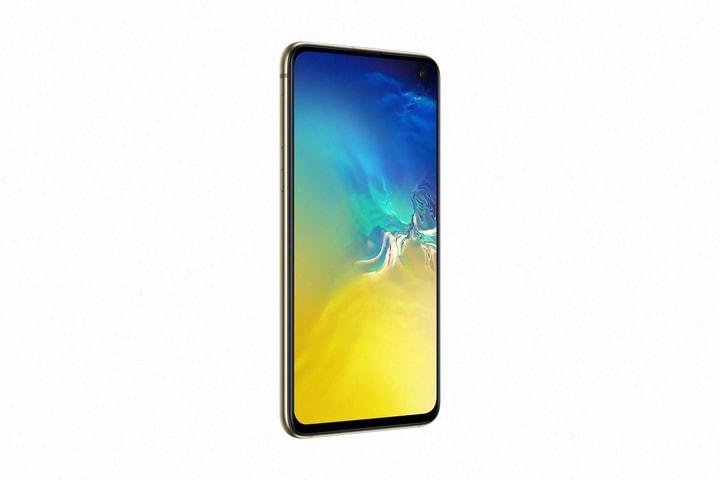 Galaxy S10e 128GB Canary Yellow Smartphone Samsung 79463930000019 Bild Nr. 1