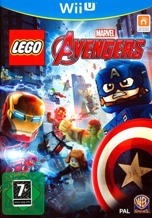 Wii U - LEGO Marvel Avengers Box 785300129394 N. figura 1
