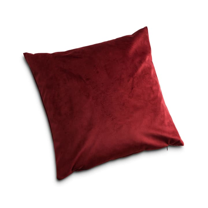 GALANTA Coussin décoratif 378102400000 Dimensions L: 45.0 cm Couleur Bordeaux Photo no. 1