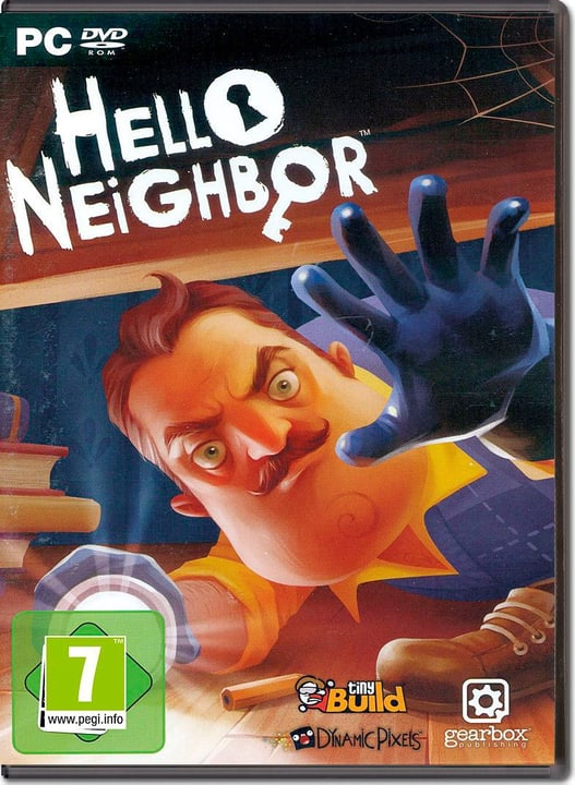 PC - Hello Neighbor (D) Fisico (Box) 785300131406 N. figura 1