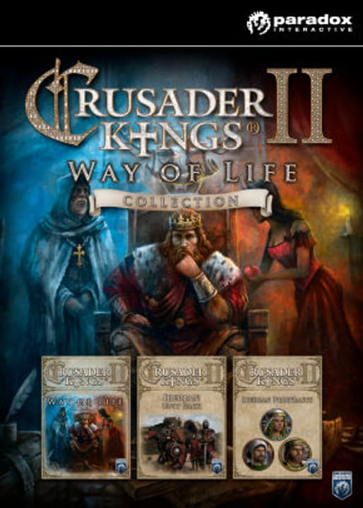 PC Crusader Kings II: Way of Life - DLC Numérique (ESD) 785300133371 Photo no. 1