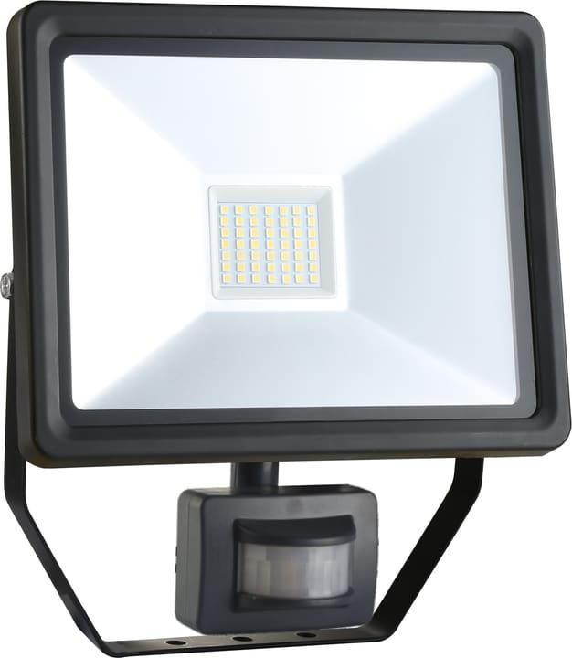 LED Sensorstrahler OKLAHOMA 50 W Do it + Garden 613188700000 Bild Nr. 1