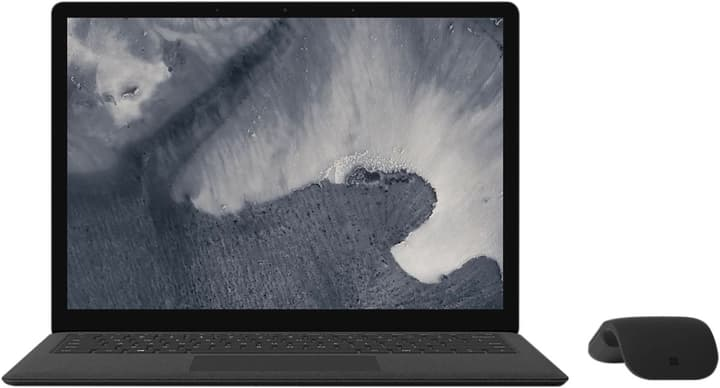 Surface Laptop 2 i5 8GB 256GB black Microsoft 798477500000 Bild Nr. 1