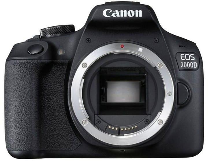 EOS 2000D Body - noir Canon 785300134591 Photo no. 1