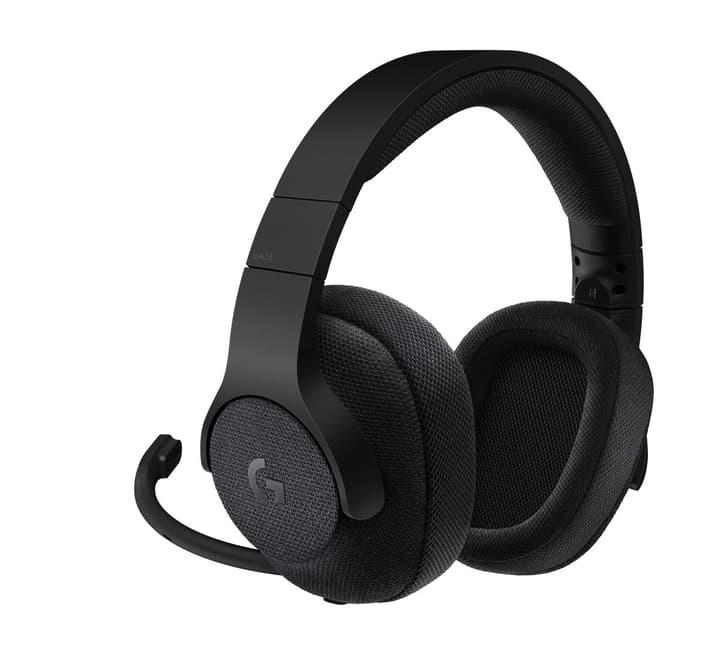 G433 Gaming Headset 7.1 Surround schwarz Headset Logitech 798226200000 Bild Nr. 1