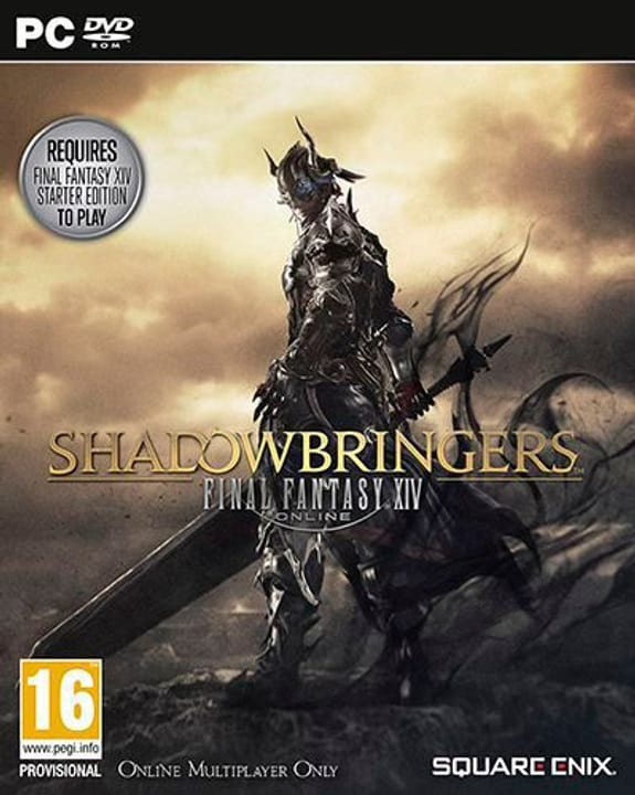 PC - Final Fantasy XIV: Shadowbringers I Box 785300145011 Photo no. 1
