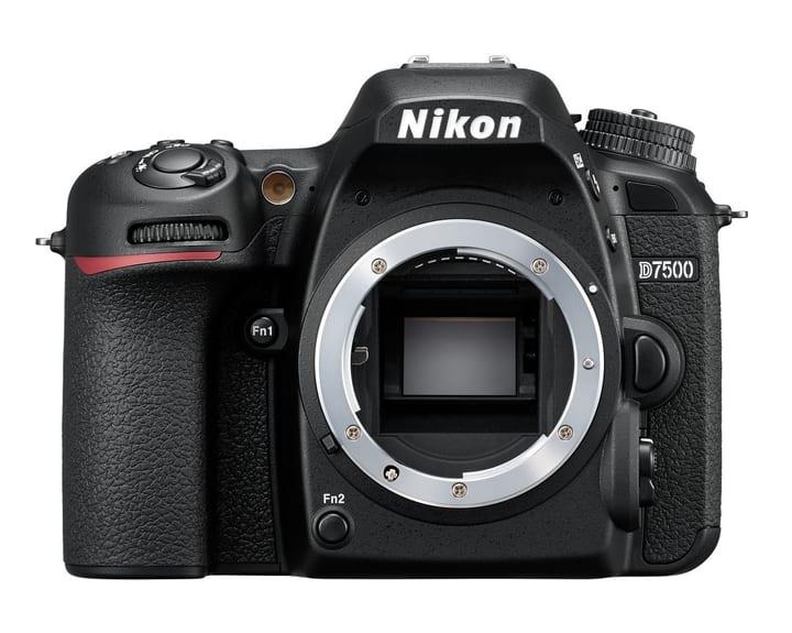 D7500 noir Body appareil photo reflex Nikon 793428100000 Photo no. 1