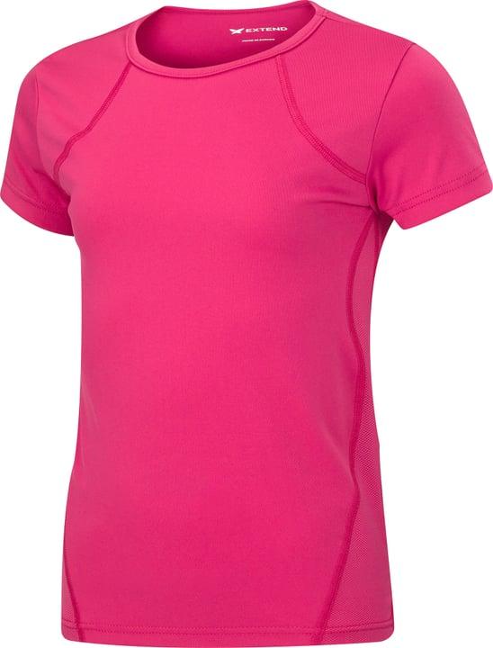 T-shirt pour fille Extend 462883714029 Couleur magenta Taille 140 Photo no. 1