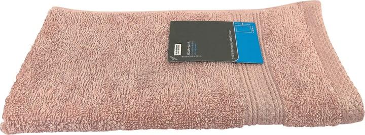 Serviette de bain 30x50 cm Do it + Garden 675285900008 Couleur Rose Taille 30x50 cm Photo no. 1