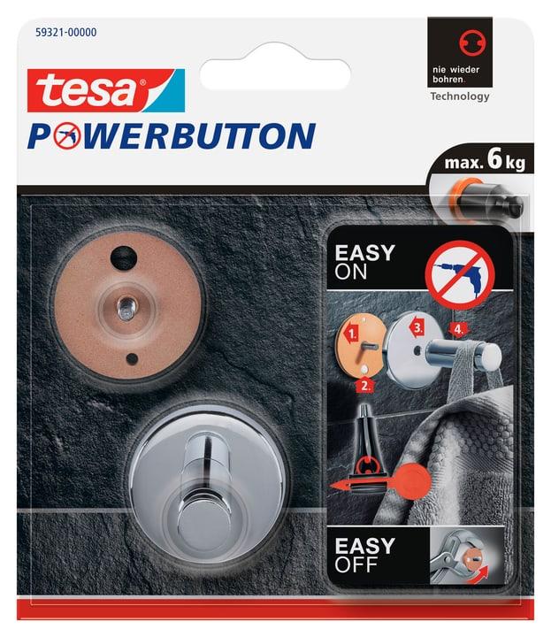 Powerbutton ganci universale medium Tesa 675276500000 N. figura 1
