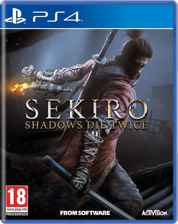 PS4 - Sekiro: Shadows Die Twice Box 785300141212 Lingua Tedesco Piattaforma Sony PlayStation 4 N. figura 1