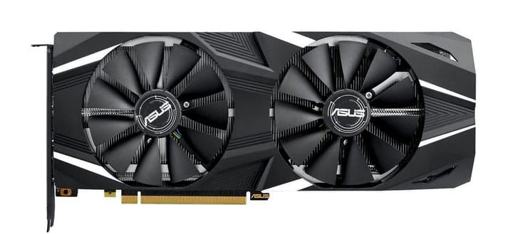 GeForce RTX 2080 Ti DUAL O11G Grafikkarte Asus 785300143918 Bild Nr. 1
