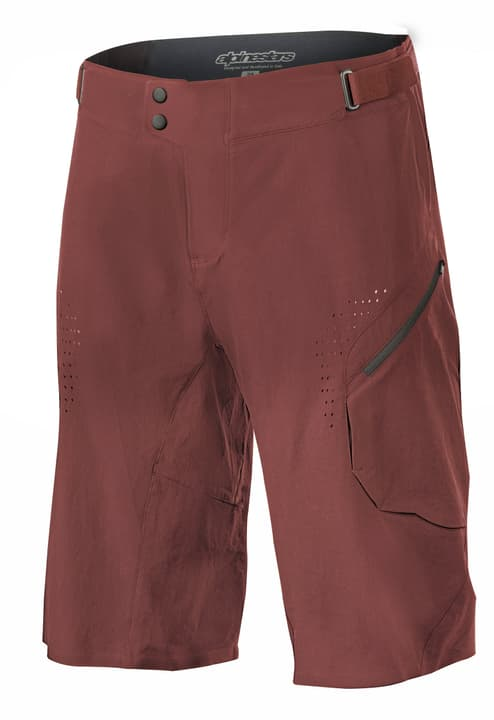 Image of Alpinestars Alps 8.0 Shorts Herren-Bike-Shorts MTB dunkelrot