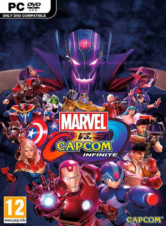 PC - Marvel vs Capcom Infinite 785300129287 N. figura 1