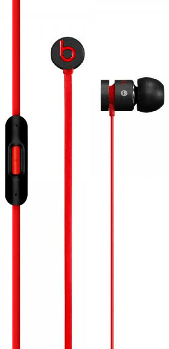 urBeats - Matte Black Casque In-Ear Beats By Dr. Dre 785300130813 Photo no. 1