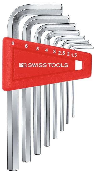 Jeux clé mâle six pans PB210H-8CN PB Swiss Tools 602757900000 Photo no. 1